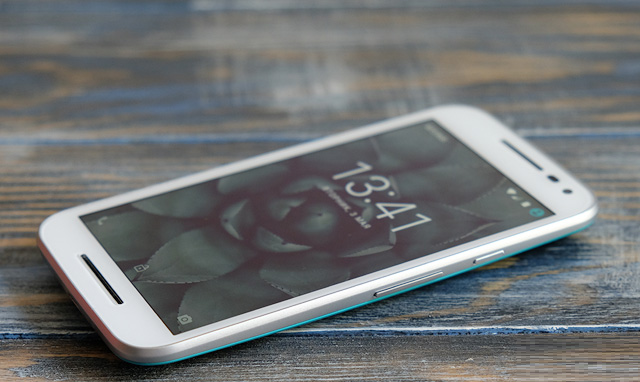 Motorola Moto G-экран фото 1
