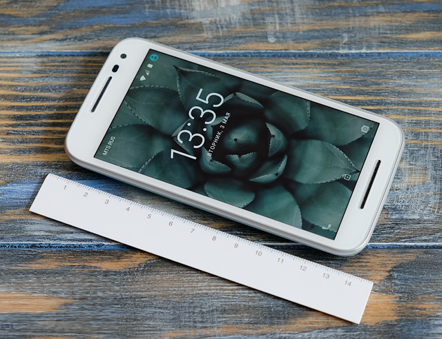 Motorola Moto G-экран фото 2