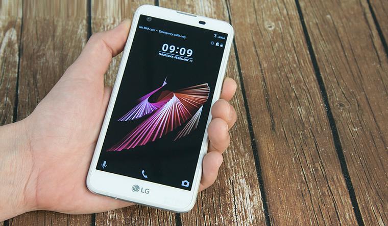 Папка «Фото», LG X View- 3 Экран