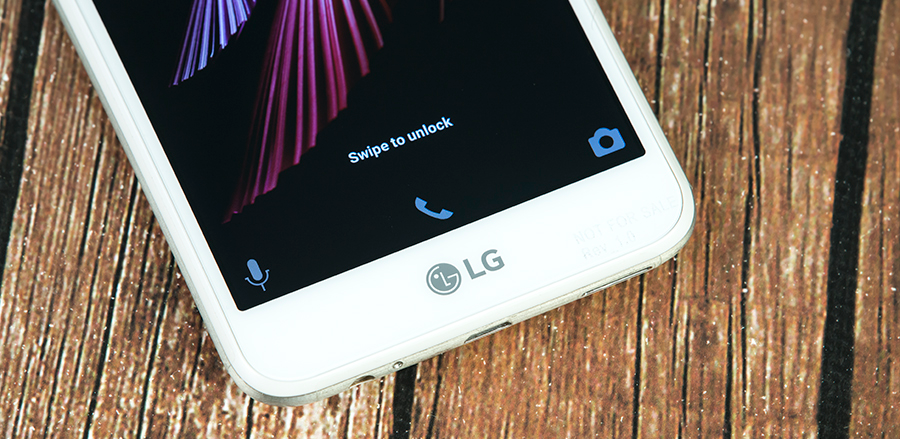 Папка «Фото», LG X View- Экран