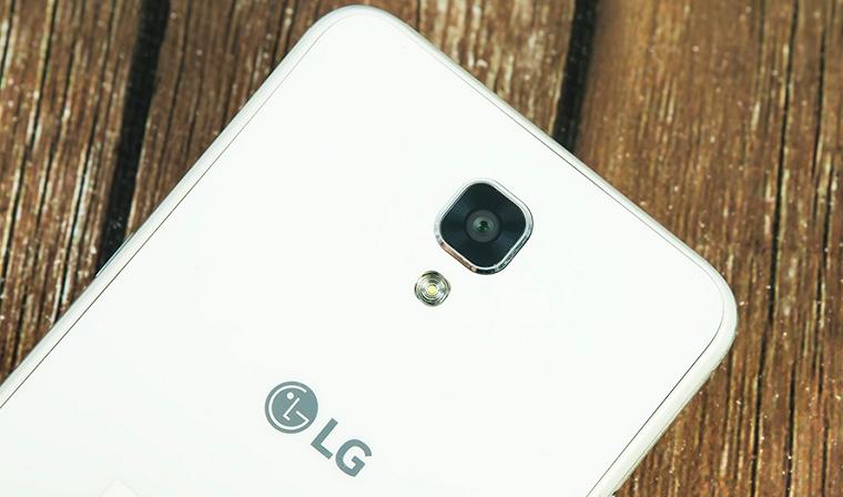 Папка «Фото», LG X View-Логотип
