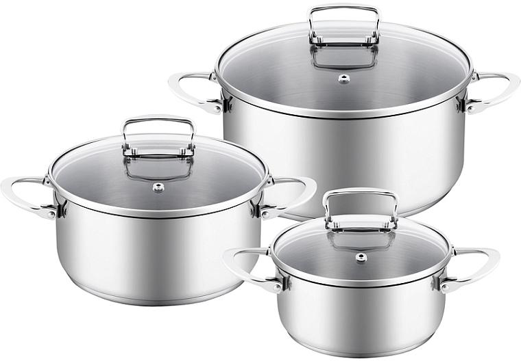 Папка «Фото», Обзор посуды_кастрюли – набор посуды lamart