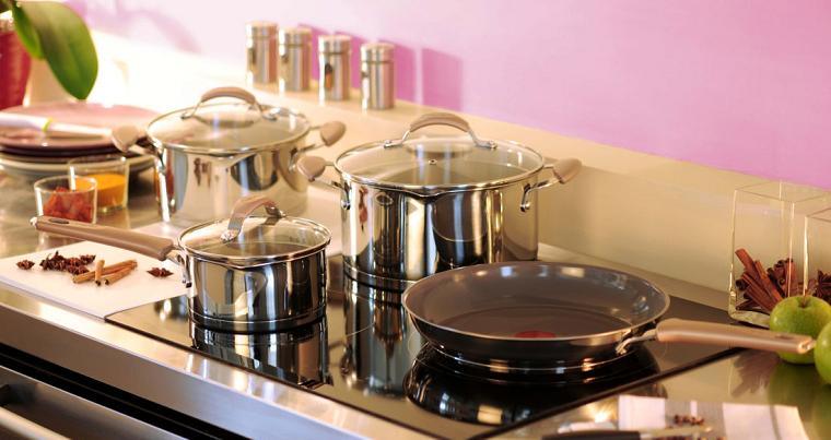 Папка «Фото», Обзор посуды_кастрюли – набор посуды tefal