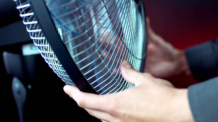 Папка «Фото», Особенности современных вентиляторов – настольный вентилятор