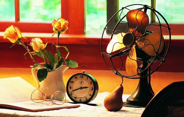 Папка «Фото», Особенности современных вентиляторов – вентилятор в работе
