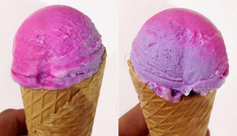 Папка «Фотографии», фото Мороженое-хамелеон-фото 2