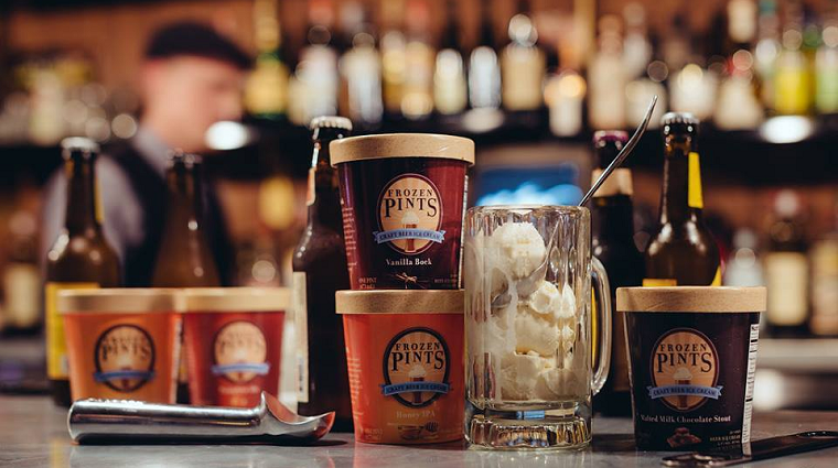 Папка «Фотографии», фото Мороженое со вкусом пива-фото