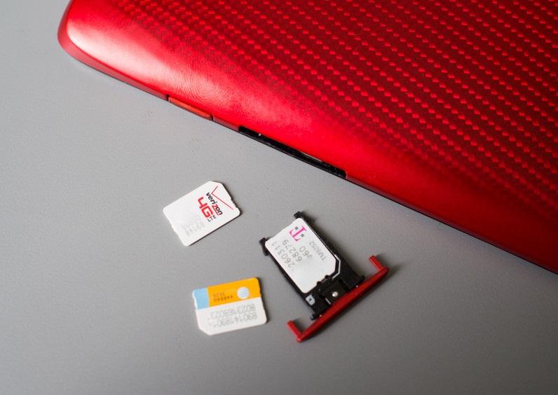 Подготавливаем к продаже смартфон или планшет на ОС Android - извлечение карт