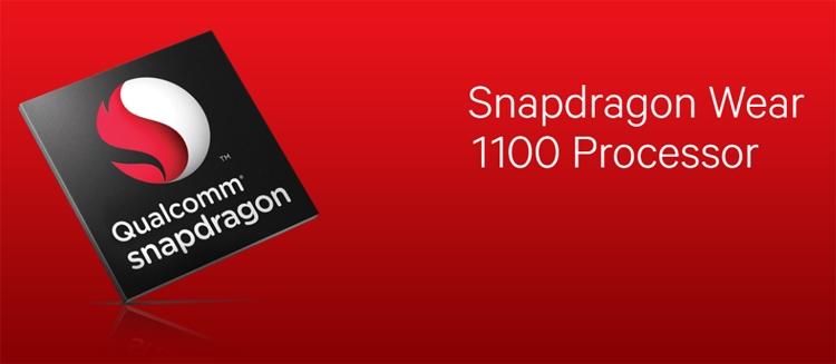 Qualcomm Snapdragon Wear 1100-новый процессор для нательной электроники