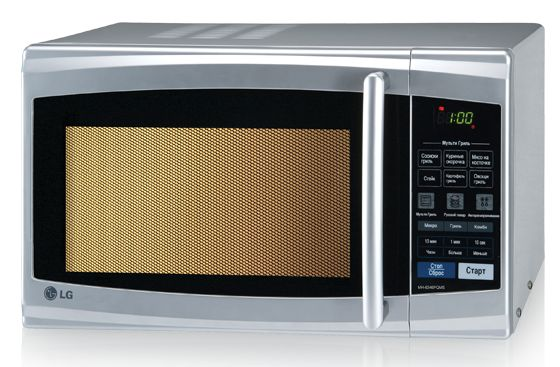 Разбираемся в брендах_микроволновые печи - микроволновка lg с электроникой