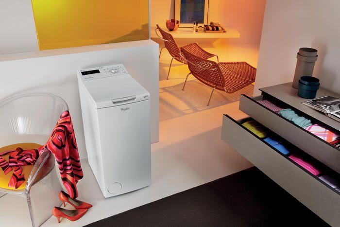 Разбираемся в брендах_стиральные машины - стиральная машина whirlpool в интерьере