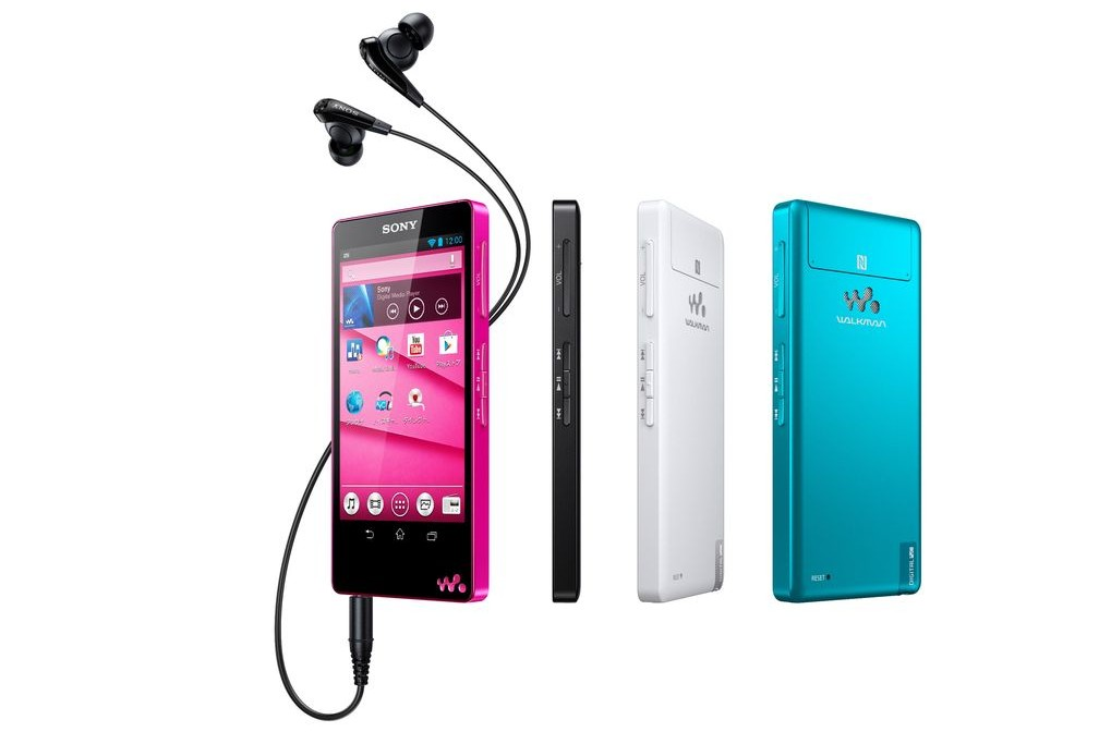 SONY WALKMAN NW-F880