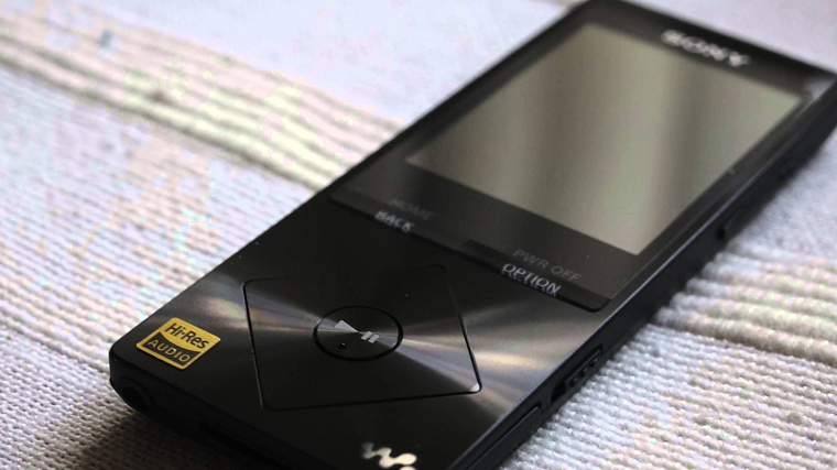 SONY WALKMAN NW-ZX1