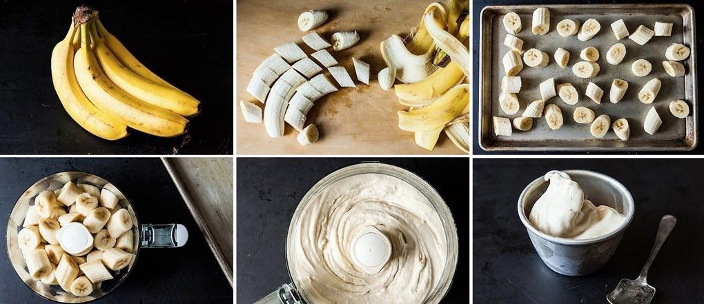 Самое простое мороженое-из одного ингредиента