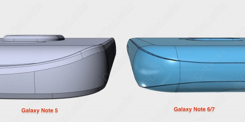 Samsung Galaxy Note 7 появился на новых рендерах (2)
