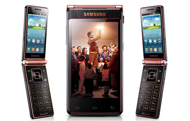 Samsung работает над раскладушкой Galaxy Folder 2 - главное фото