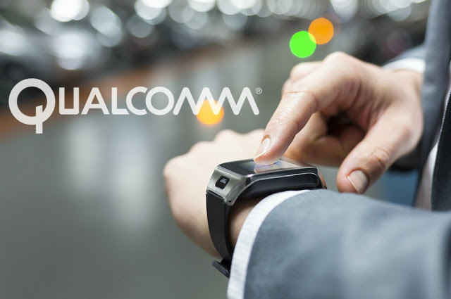 Smart-часы-с Qualcomm Snapdragon Wear 1100