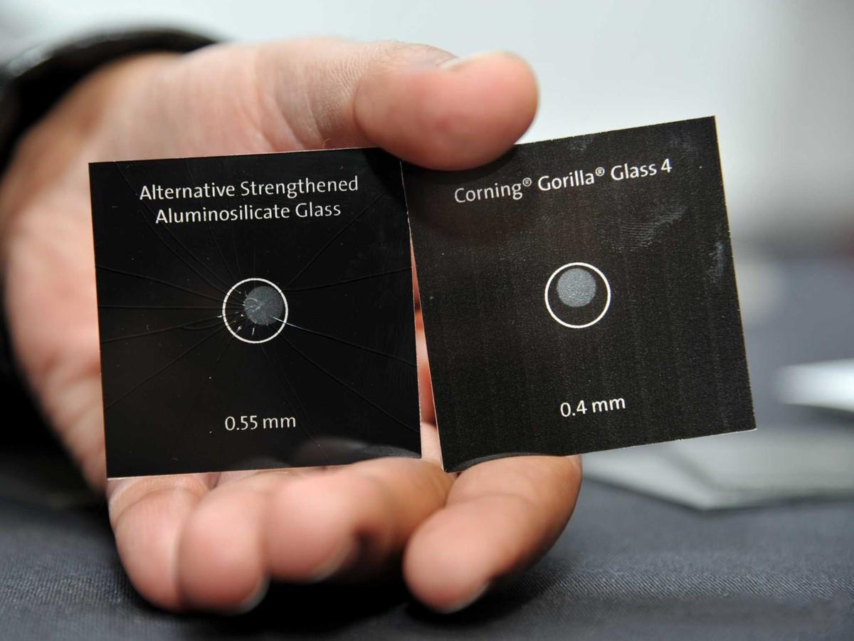 Все что нужно знать о Corning Gorilla Glass - Gorilla Glass 4