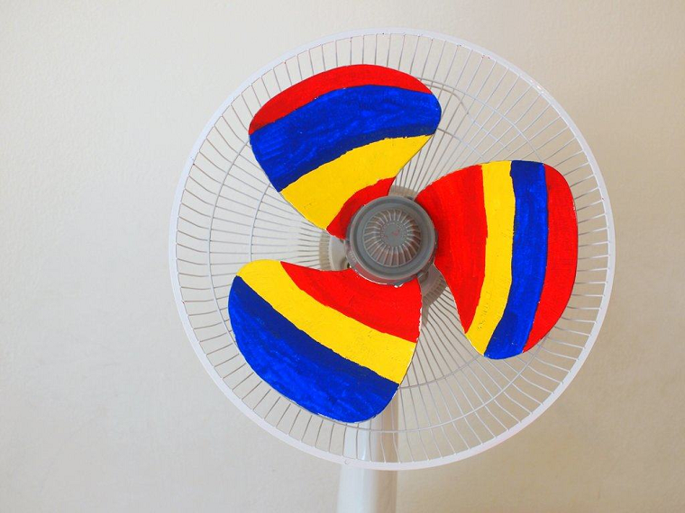 лопасти вентилятора