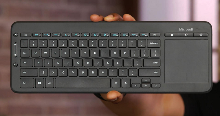 мультимедийная клавиатура