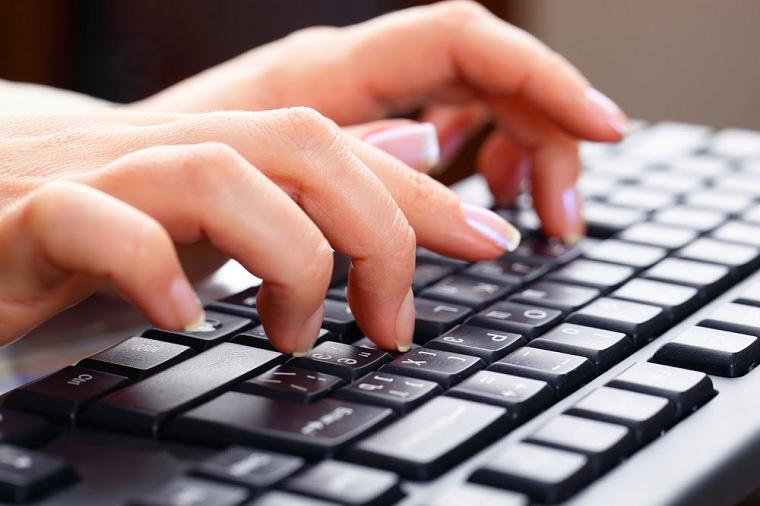 офисная клавиатура