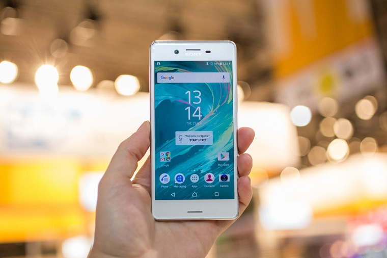 sony xperia x performance 2