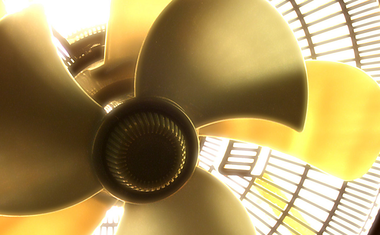 три вентилятора