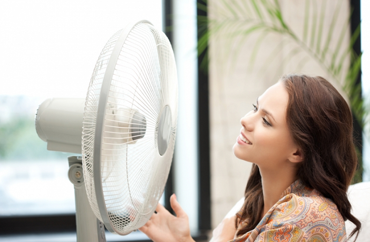 вентилятор с ионизацией