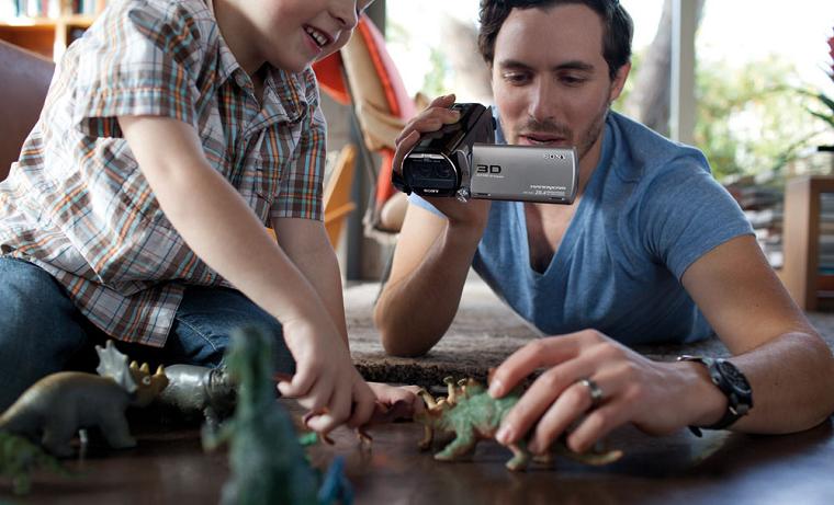 3D видеокамеры