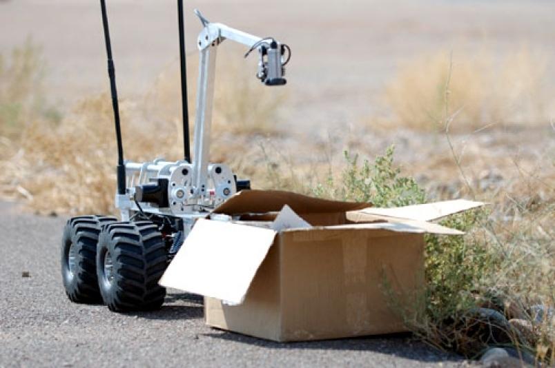 В Далласе робот убил человека