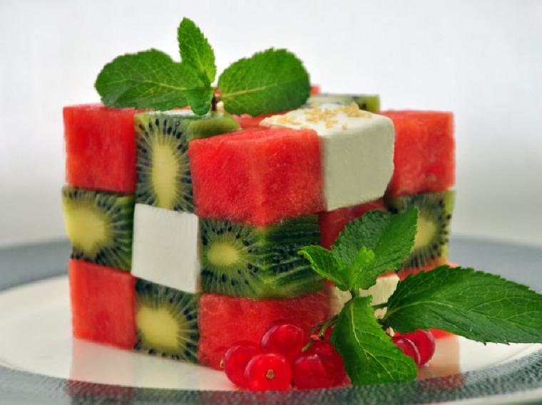 Аппетитный кубик Рубика 22