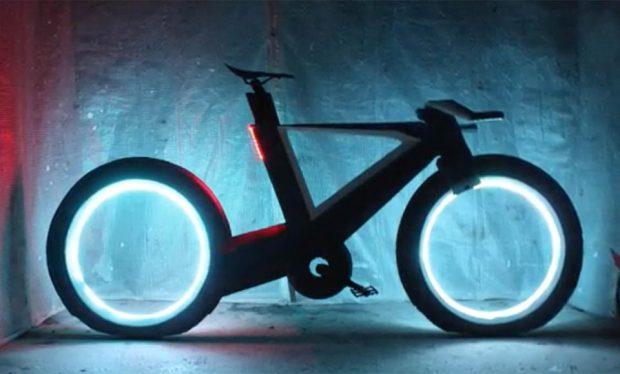 Байк Cyclotron - велосипед из будущего - фото 1