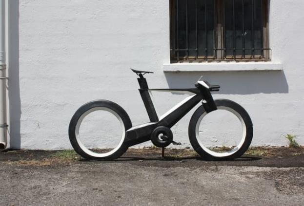 Байк Cyclotron - велосипед из будущего - главное фото