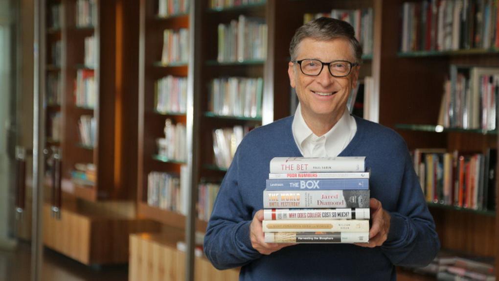 Билл Гейтс-что почитать