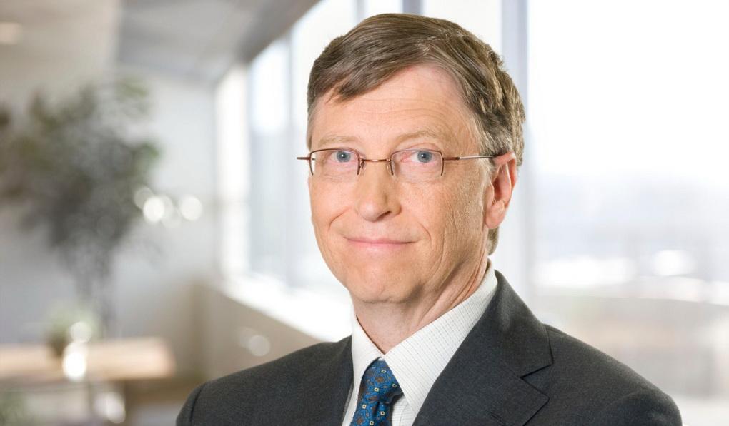 Билл Гейтс-портрет 1