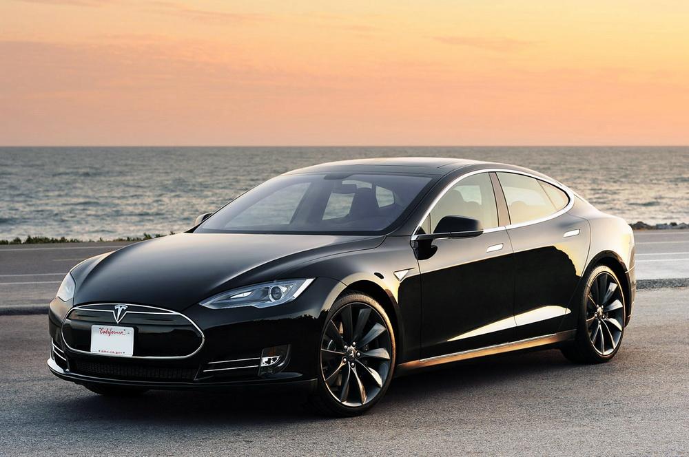 Бизнес-модель Tesla-тест-драйв авто