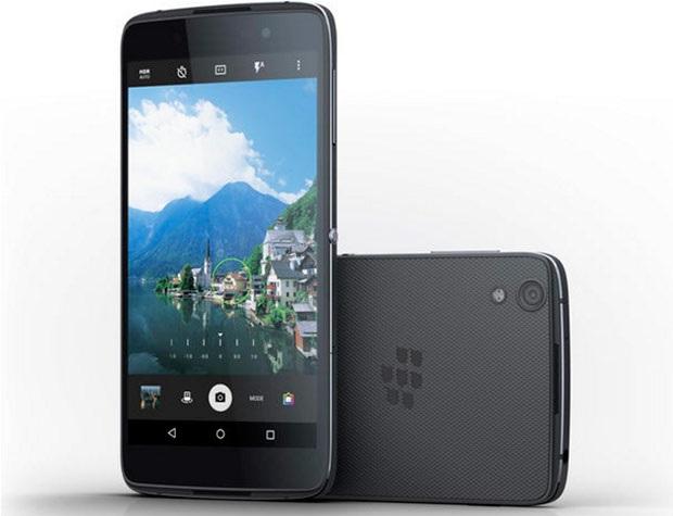 BlackBerry представила самый безопасный Android-смартфон DTEK50 - главное фото