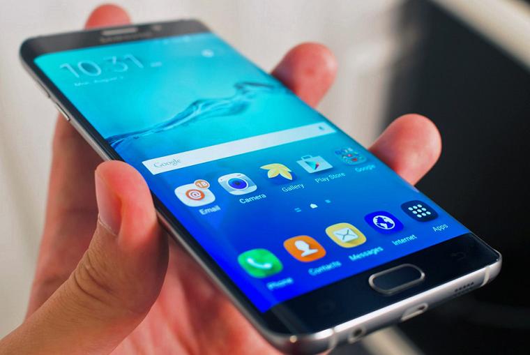 Galaxy S7 у