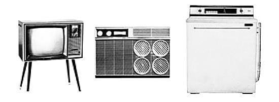 История компании и бренда LG - первые продукты Goldstar