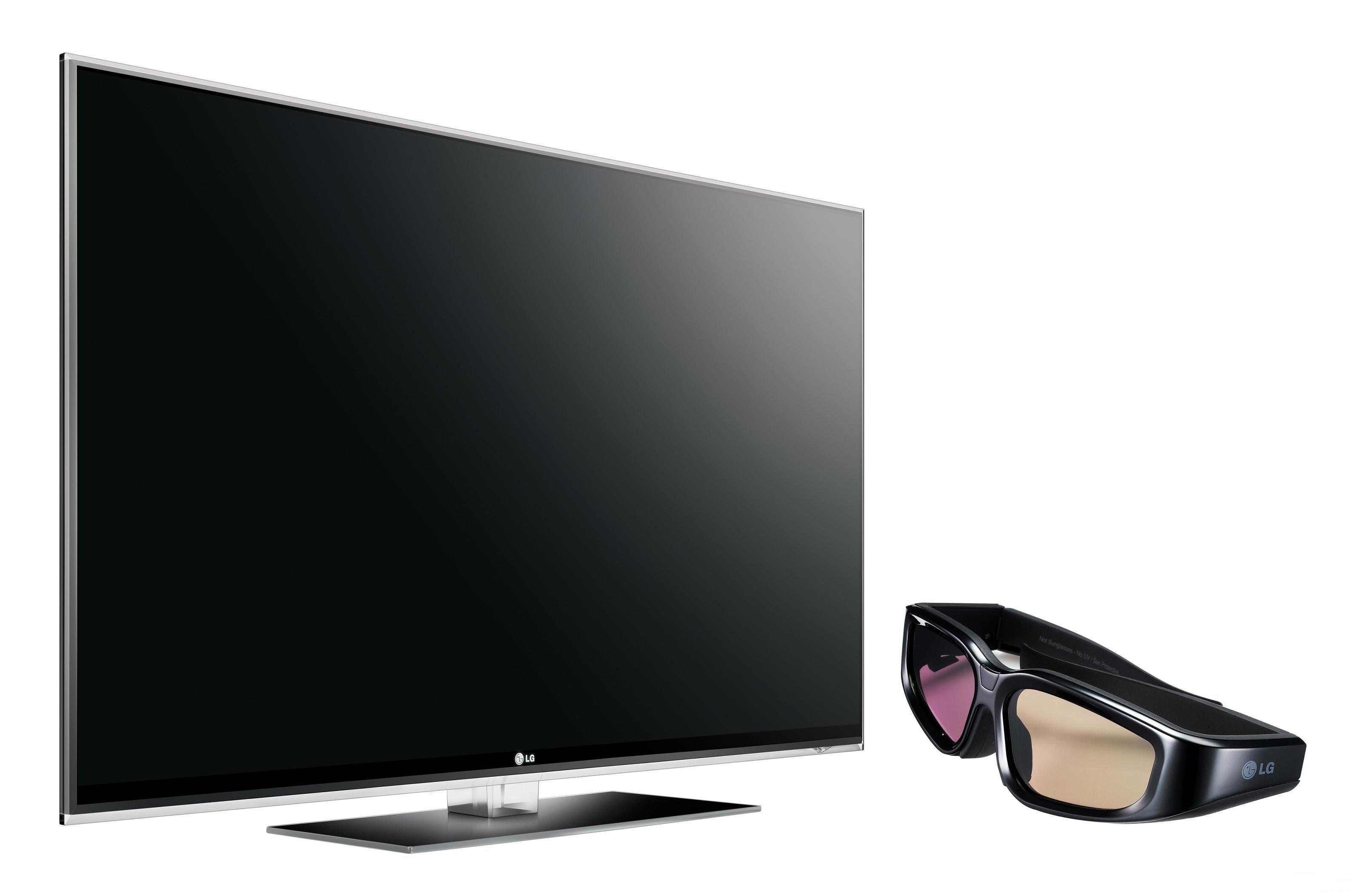 История компании и бренда LG - первый 3D-телевизор