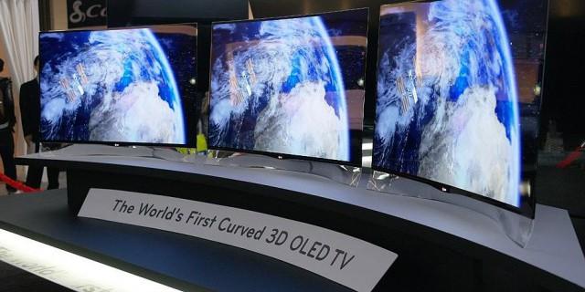История компании и бренда LG - первый изогнутый телевизор LG
