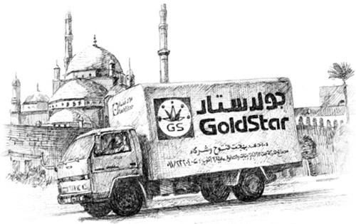 История компании и бренда LG - продукция 1980х (2)
