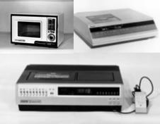 История компании и бренда LG - продукция 1980х