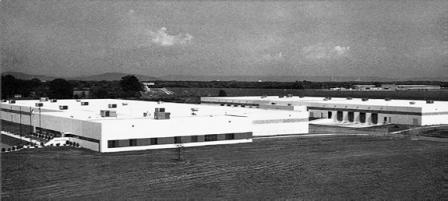 История компании и бренда LG - завод в в г. Хентсвиль, США