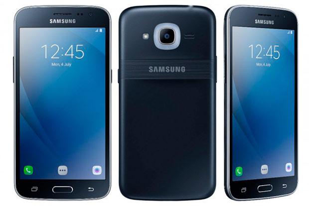 Компания Samsung официально представила смартфон Galaxy J2 Pro - главное фото