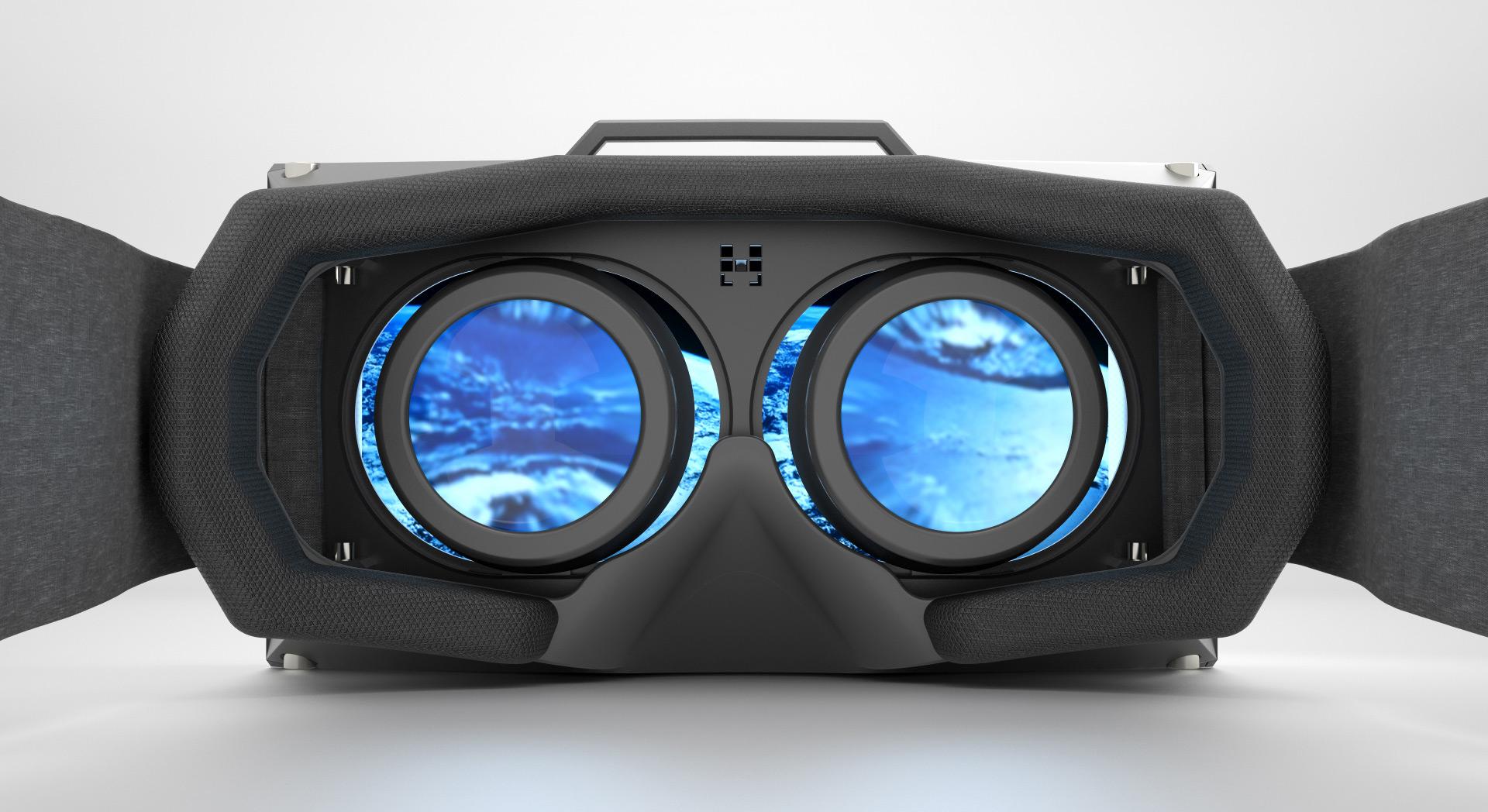 Компания Samsung планирует выпустить самодостаточный VR-шлем Odyssey - главное фото