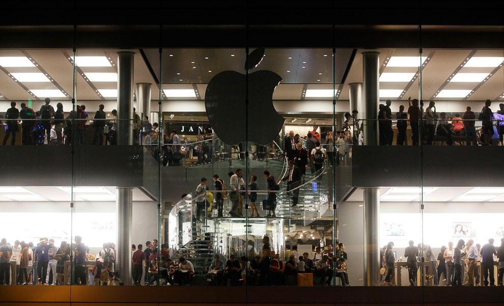 Корпорация Apple-фото
