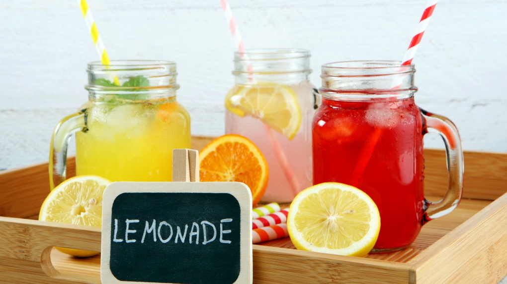 Лимонад-фото рецепты