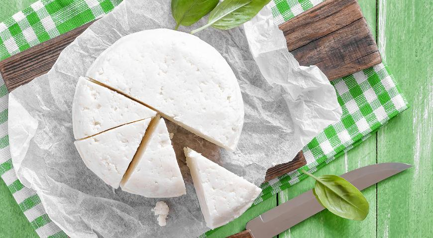 Мягкий сыр-для арбузного салата