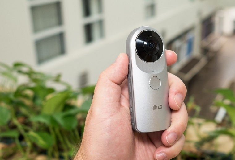 Обзор современной функциональной камеры LG 360 CAM - технические особенности